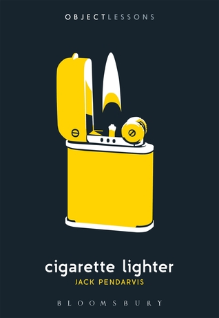 Cigarette Lighter by Jack Pendarvis