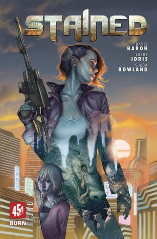 Stained #1 (Stained, #1) by Yusuf Idris, David Baron