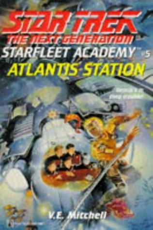 Atlantis Station by Todd Cameron Hamilton, V.E. Mitchell