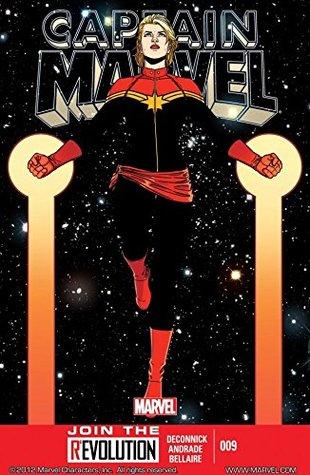 Captain Marvel (2012-2013) #9 by Felipe Andrade, Filipe Andrade, Kelly Sue DeConnick, Jordie Bellaire