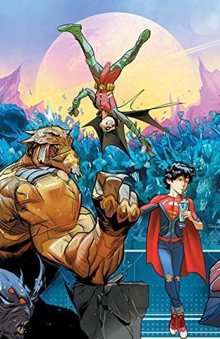 Adventures of the Super Sons (2018-) #3 by Dan Mora, Carlo Barberi, Art Thibert, Peter J. Tomasi, Protobúnker