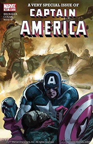 Captain America (2004-2011) #601 by Various, Ed Brubaker, Gene Colan, Dave Gutierrez