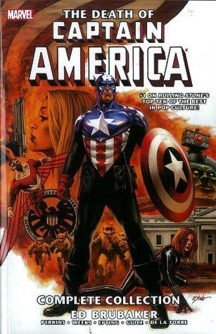 Captain America: The Death of Captain America by Jackson Butch Guice, Steve Epting, Mike Perkins, Ed Brubaker, Lee Weeks, Roberto de la Torre