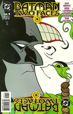 Batman: Two Faces by Dan Abnett, Andy Lanning
