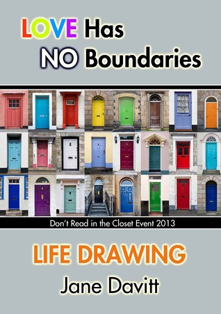 Life Drawing by Jane Davitt