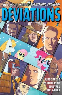 Deviations: Beta by Amy Chu, John McCrea, Katie Cook