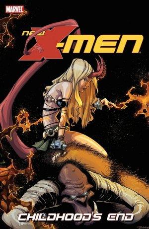 New X-Men: Childhood's End, Volume 5: Quest for Magik by Craig Kyle, Skottie Young, Niko Henrichon, Christopher Yost