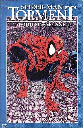 Spider-Man: Torment by Glenn Herdling, Todd McFarlane, Jim Salicrup