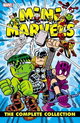Mini Marvels: The Complete Collection by Audrey Loeb, Sean McKeever, Marc Sumerak, Paul Tobin, Chris Giarrusso