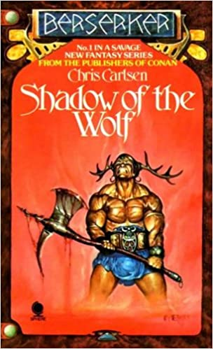 Shadow Of The Wolf by Chris Carlsen