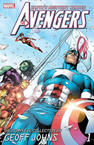 Avengers by Geoff Johns: The Complete Collection, Volume 1 by Oliver Coipel, Alan Davis, Gary Frank, Geoff Johns, Kieron Dwyer, Ivan Reis