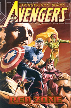 Avengers: Red Zone by Olivier Coipel, Geoff Johns