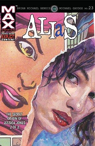 Alias (2001-2003) #23 by Brian Michael Bendis, Michael Gaydos, David W. Mack