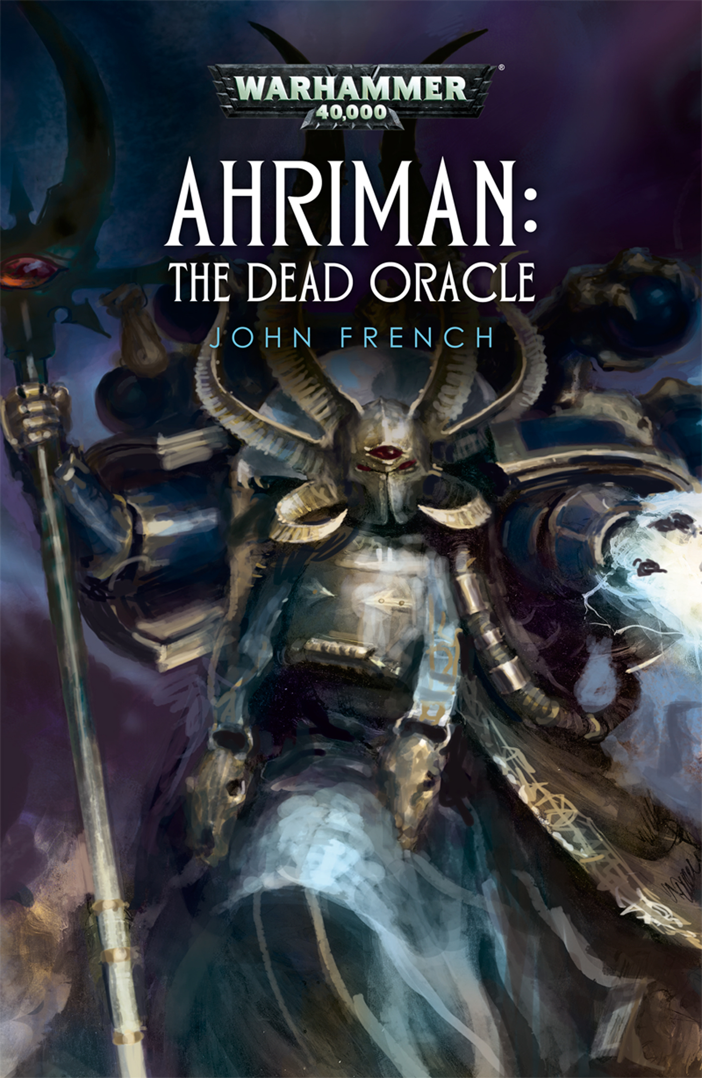 Ahriman: The Dead Oracle by John French
