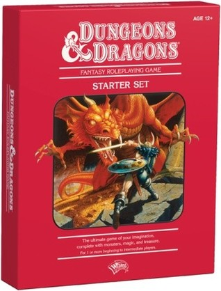 Dungeons & Dragons Fantasy Roleplaying Game: An Essential D&D Starter Set by Rodney Thompson, Jeremy Crawford, Mike Mearls, Larry Elmore, Ralph Horsley, Bill Slavicsek, James Wyatt