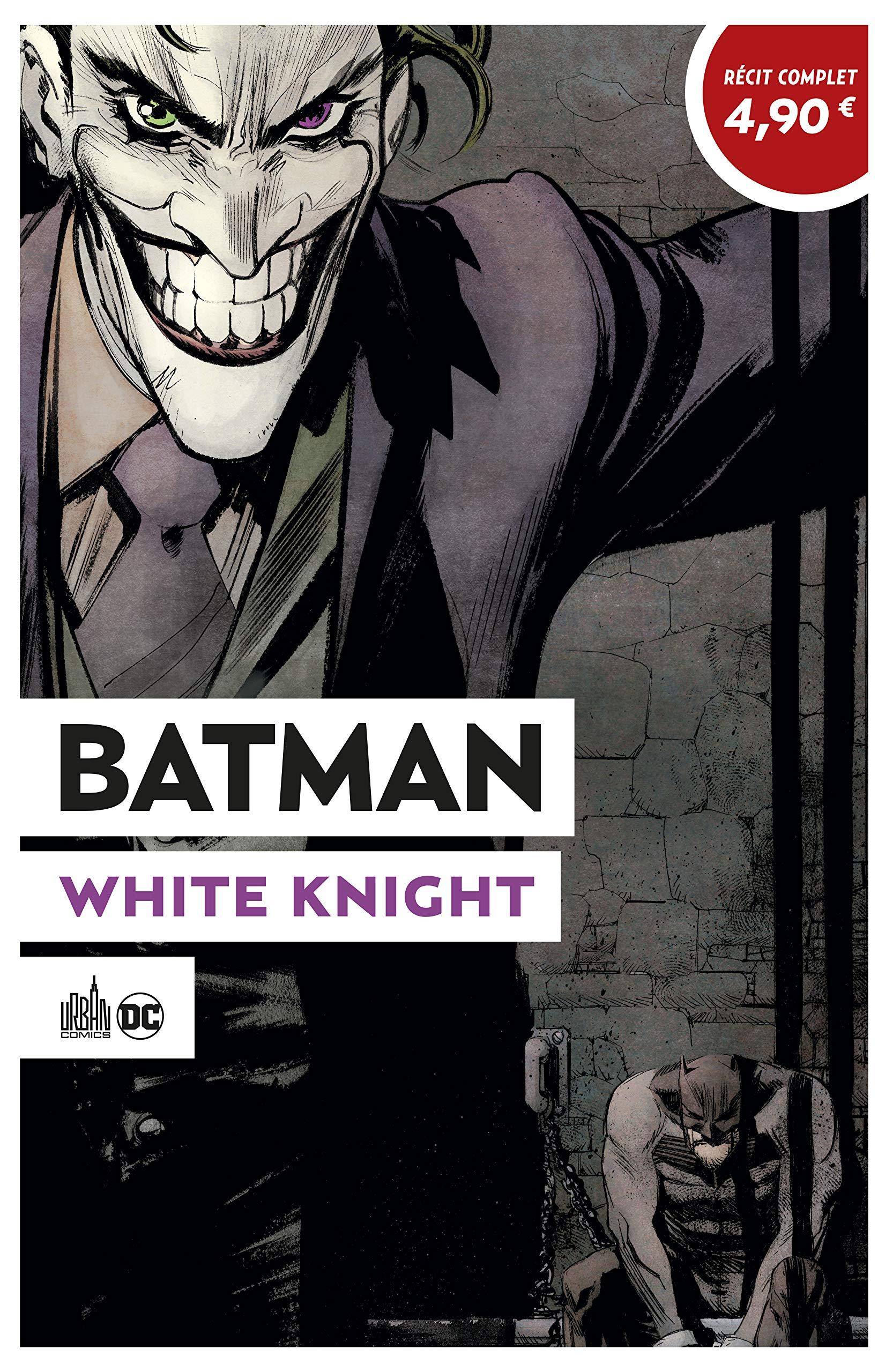Batman White Knight by Sean Murphy