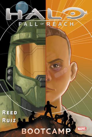 Halo: Fall of Reach - Boot Camp by Felix Ruiz, Brian Reed