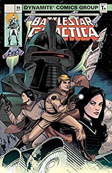 Battlestar Galactica: Classic #0 by John Miller