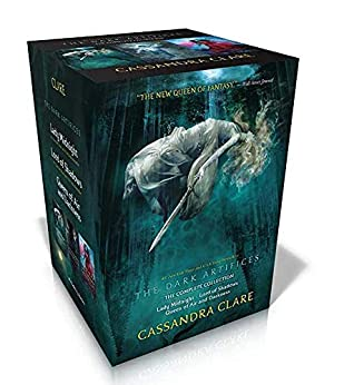 The Dark Artifices Complete Collection 3 Books Box set by Cassandra Clare