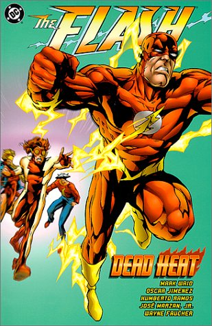 The Flash: Dead Heat by Oscar Jimenez, Wayne Faucher, José Marzán Jr., Mark Waid, Humberto Ramos