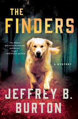 The Finders: A Mystery by Jeffrey B. Burton