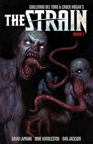 The Strain, Volume 2 by Sierra Hahn, Mike Huddleston, David Lapham