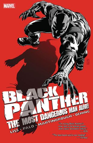 Black Panther: The Most Dangerous Man Alive: The Kingpin of Wakanda by David Liss, Jefte Paolo