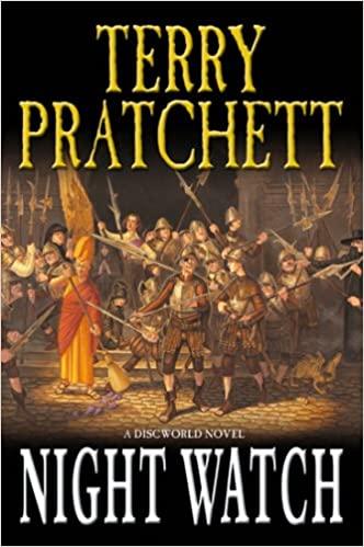 Night Watch by Stephen Briggs, Terry Pratchett