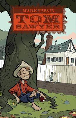 All-Action Classics: Tom Sawyer, Volume 4 by Mark Twain, Ben Caldwell