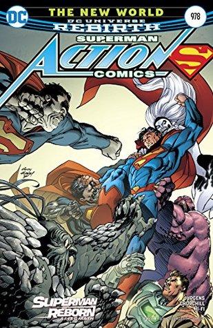 Action Comics #978 by Carlo Barberi, Andy Kubert, Dan Jurgens, Matt Santorelli, Hi-Fi, Brad Anderson