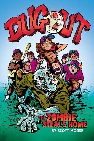 Dugout: The Zombie Steals Home: A Graphic Novel by Scott Morse