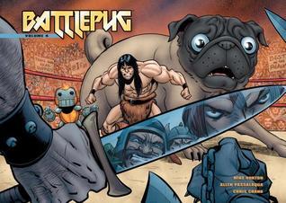 Battlepug Volume 4: The Devil's Biscuit by Mike Norton, Joëlle Jones