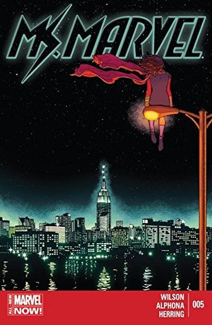 Ms. Marvel (2014-2015) #5 by Adrian Alphona, G. Willow Wilson