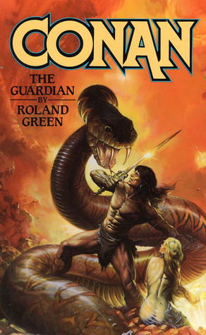 Conan the Guardian by Roland J. Green