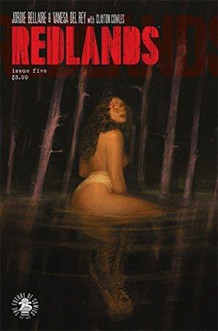 Redlands #5 by Vanesa Del Ray, Jordie Bellaire