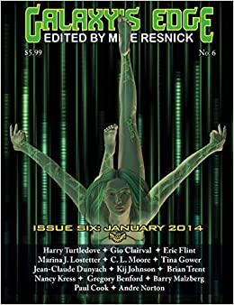 Clarkesworld Magazine, Issue 6 by Carrie Laben, Neil Clarke, Barth Anderson