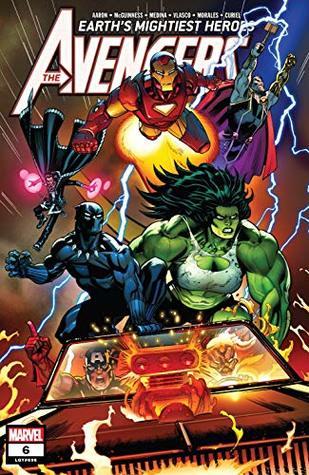 Avengers (2018-) #6 by Jason Aaron, Ed McGuinness