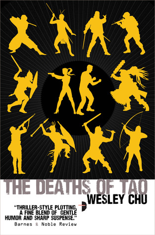 The Deaths of Tao by Wesley Chu, Mikael Naramore