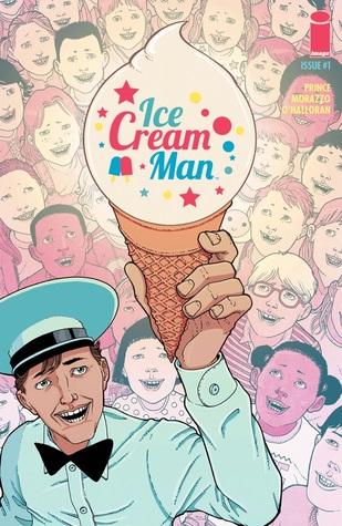 Ice Cream Man #1 by Chris O'Halloran, W. Maxwell Prince, Martín Morazzo