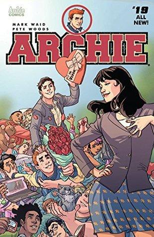 Archie (2015-) #19 by Andre Symanowicz, Mark Waid, Jack Morelli, Pete Woods