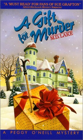 A Gift for Murder by M.D. Lake
