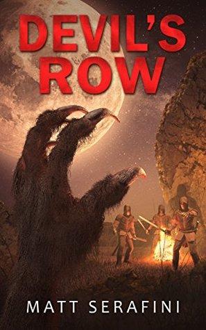 Devil's Row by Matt Serafini