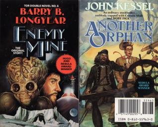 Enemy Mine / Another Orphan by Barry B. Longyear, John Kessel