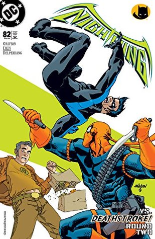 Nightwing (1996-2009) #82 by Devin Grayson, Mike Lilly