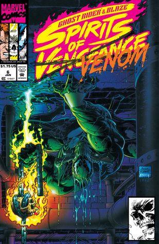 Spirits of Venom by Adam Kubert, Howard Mackie, Alex Saviuk