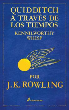 Quidditch a través de los tiempos by J.K. Rowling, Kennilworthy Whisp
