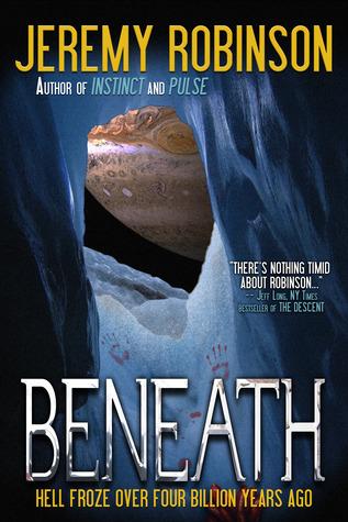 Beneath by Jeremy Robinson