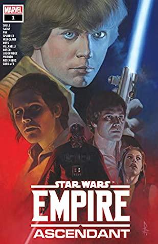Star Wars: Empire Ascendant #1 by Caspar Wijngaard, Greg Pak, Charles Soule, Ethan Sacks, Riccardo Federici, Roland Boschi, Simon Spurrier, Paolo Villanelli