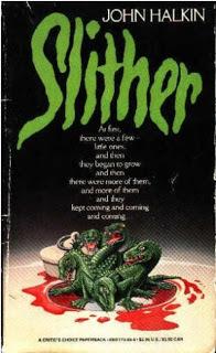 Slither by John Halkin