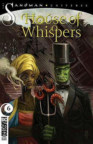 House of Whispers (2018-) #6 by John Rauch, Sean Murray, Maika Sozo, Nalo Hopkinson, Dominike Stanton, Dan Watters